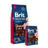 Brit Premium By Nature Adult L Large 15kg sucha karma dla psa